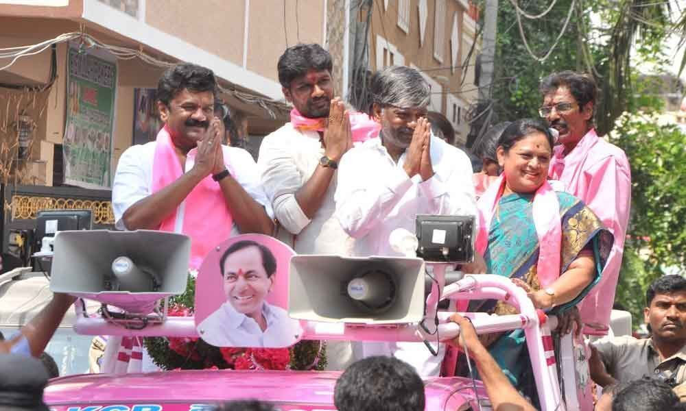 TRS will be a decisive force at Centre