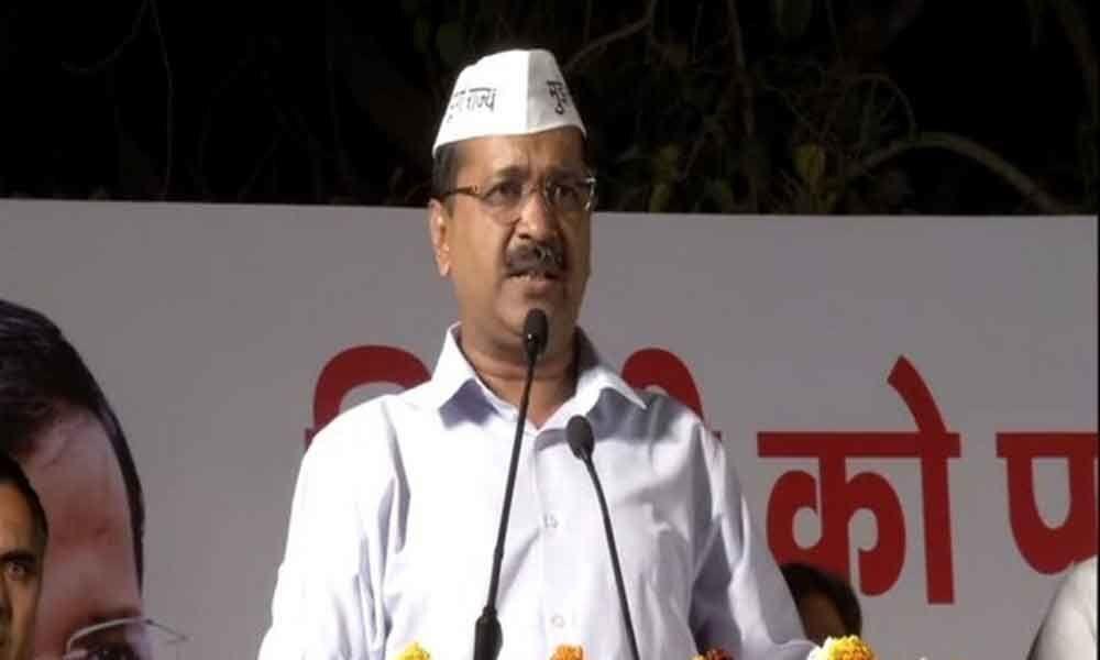 Will advertise 2 lakh new jobs if Delhi gets full statehood: Kejriwal