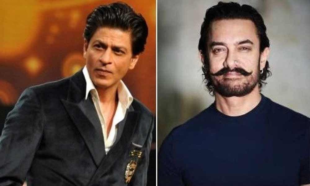 I Carried My Tiffin To Shahrukh Khans House Says Aamir Khan