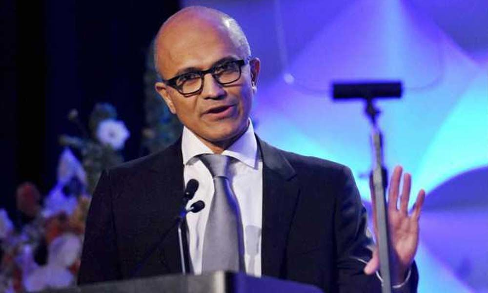 Tech future as seen by Microsoft CEO Satya Nadella