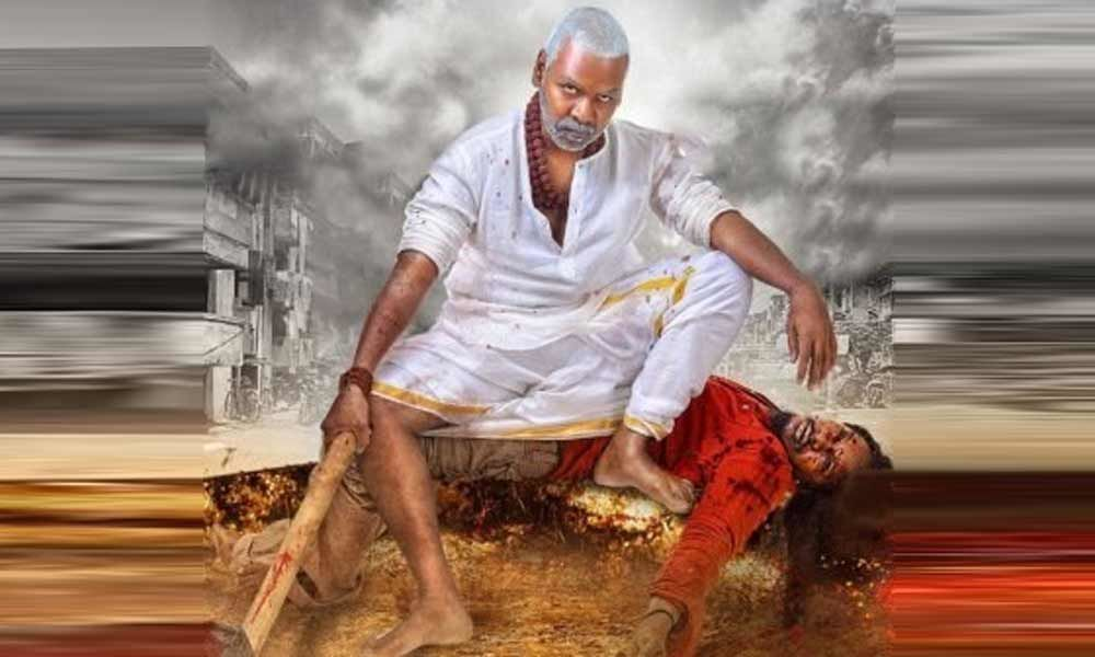 Check Out the Trailer of Kanchana 3