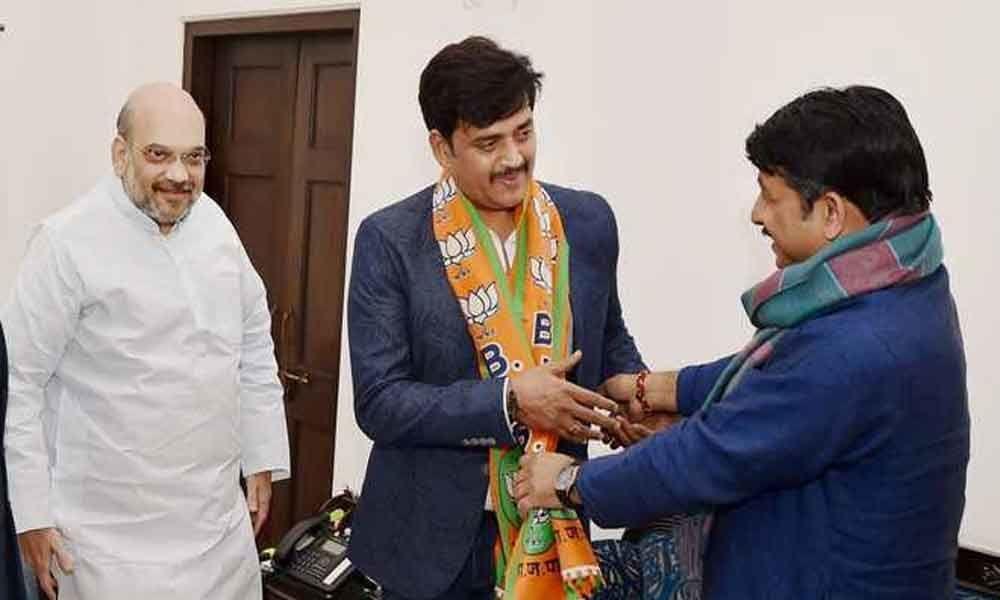 BJP ropes in Bhojpuri actors to woo voters