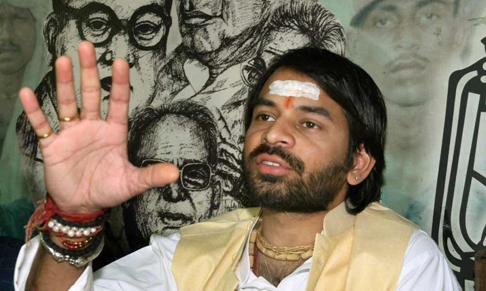 Tej Pratap Yadav resigns as RJD student wing chief