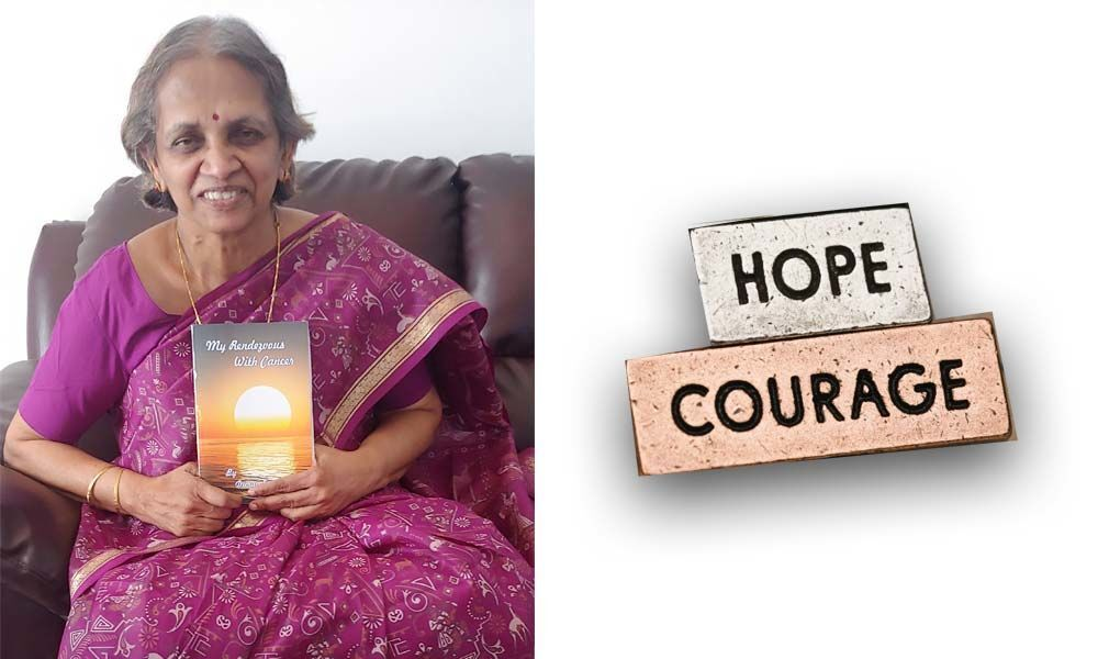 Story of hope & courage