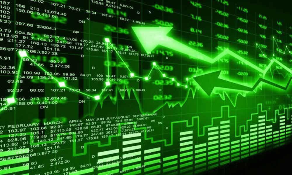 Bank, IT stocks push markets up