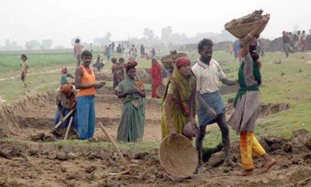 EC clears revised MNREGA wage rates