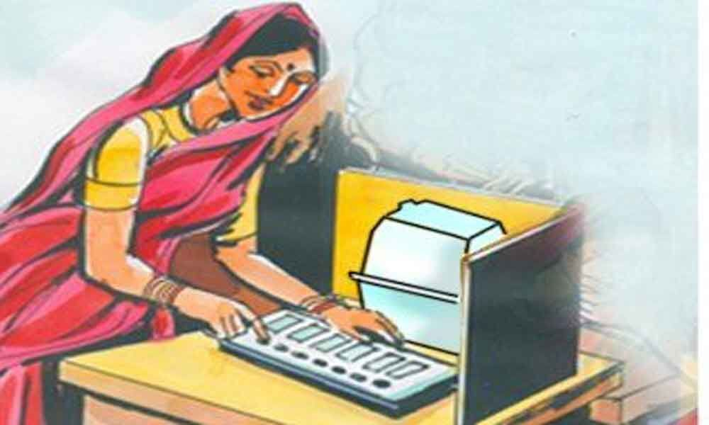 Telangana Govt wings in full gear to raise voting %age