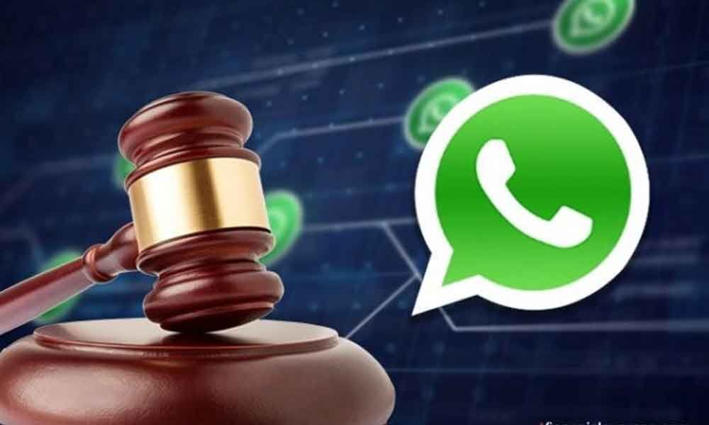 WhatsApp not in compliance with data localisation rules: RBI