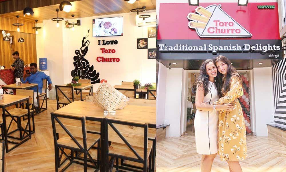 The churros journey