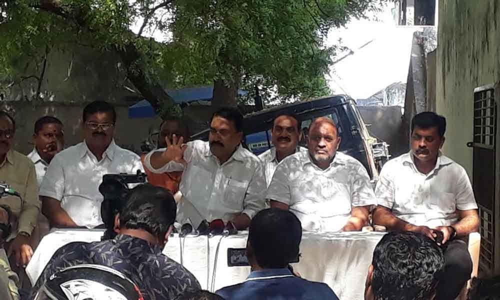 Vinod Kumar will win with bumper majority: MLC