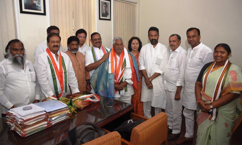 Defection of MLAs : CLP to wage political battle against TRS