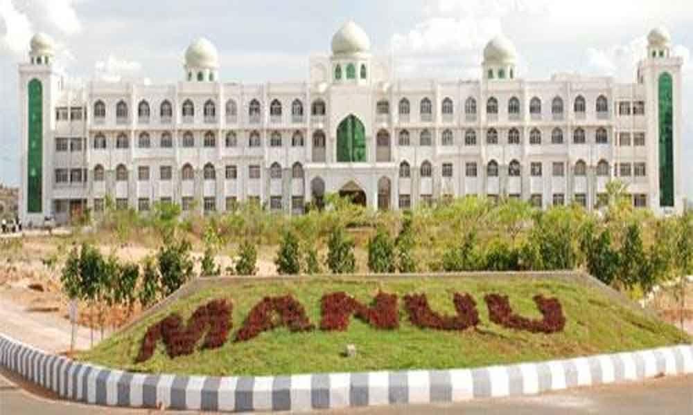Youth Mela held at Maulana Azad National Urdu University
