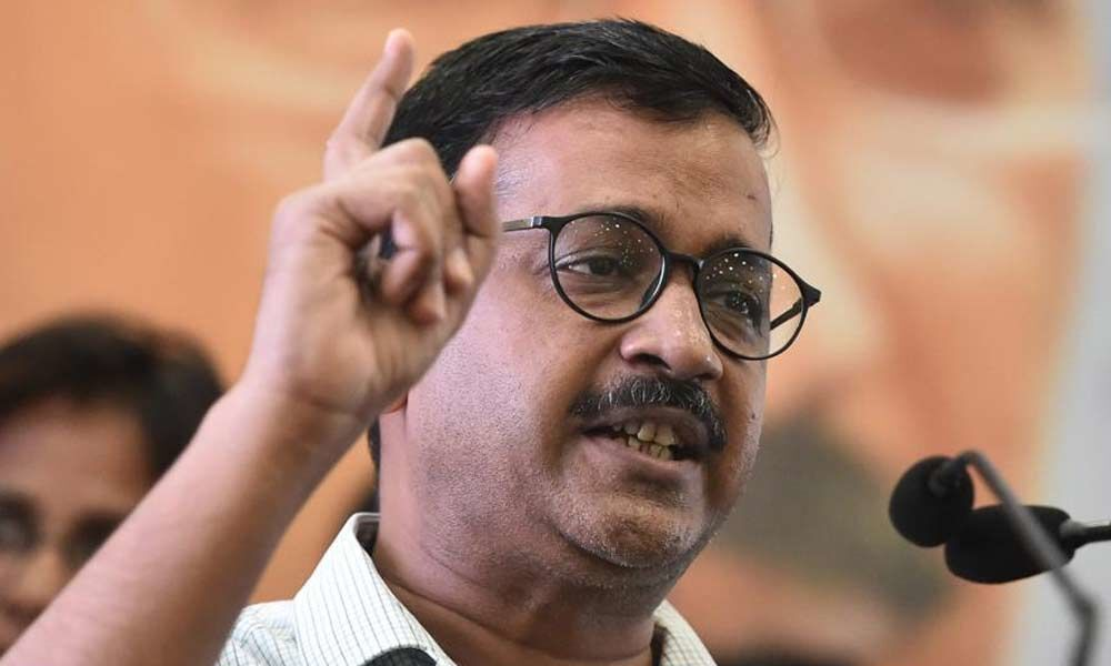 Delhi Will Get Nothing By Re-electing PM Modi, Says Arvind Kejriwal