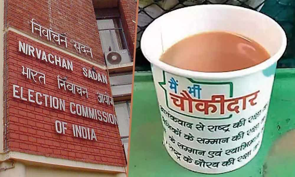 EC issues notice to Railways on use of cups with