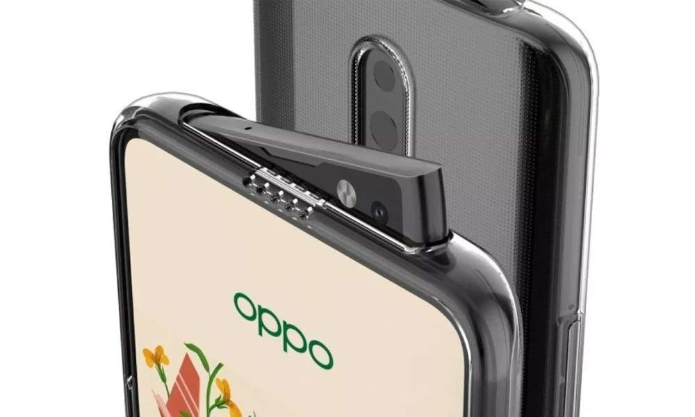 Next OPPO phone has a hidden selfie camera