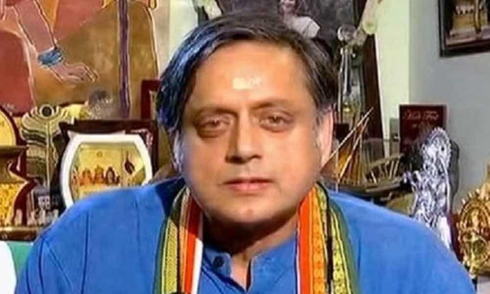 Shashi Tharoors squeamish tweet kicks off controversy