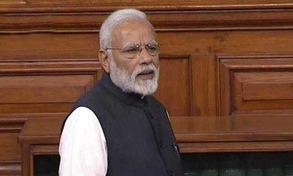 Modi is a strong watchman