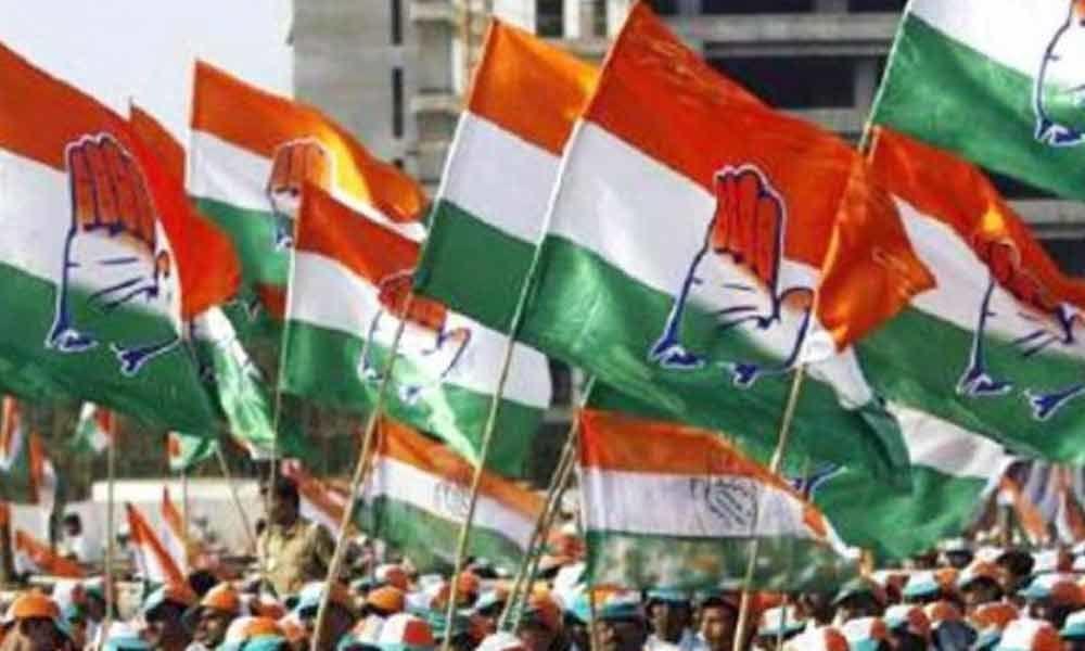 Congress contestants intensify campaign