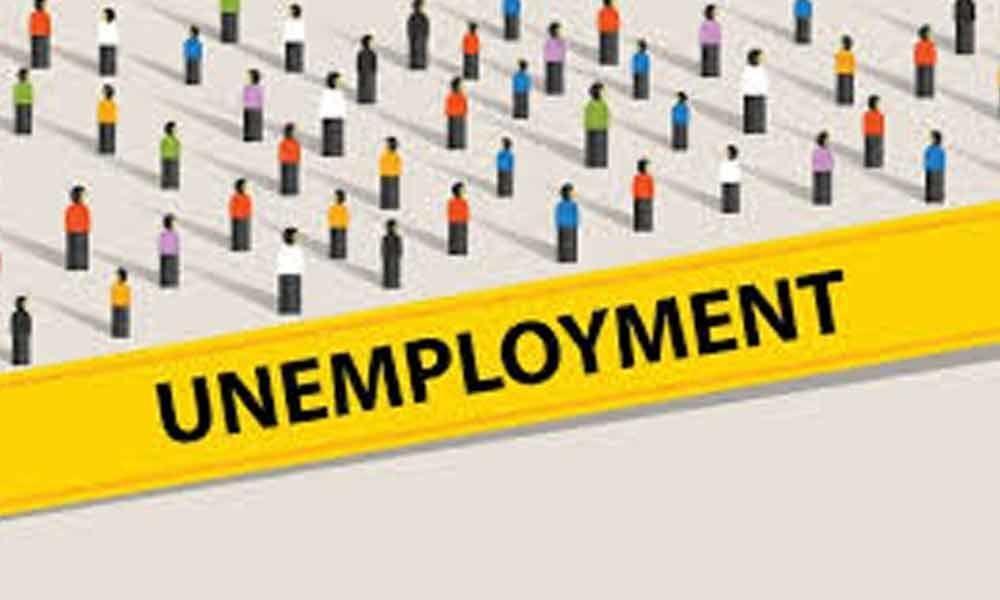 Unemployment, biggest poser: Study