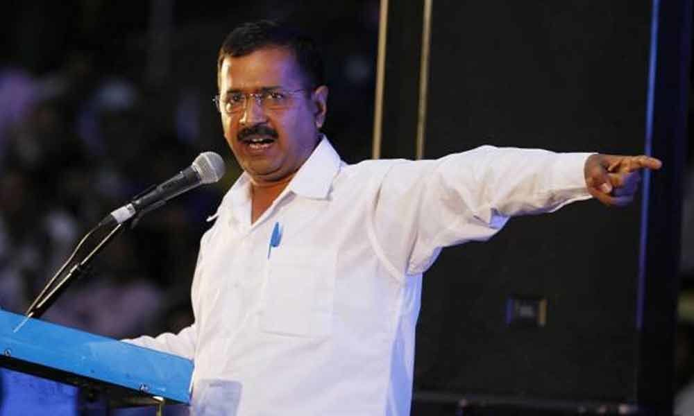 Throw Manoj Tiwari Out When He Asks For Votes, Says Arvind Kejriwal