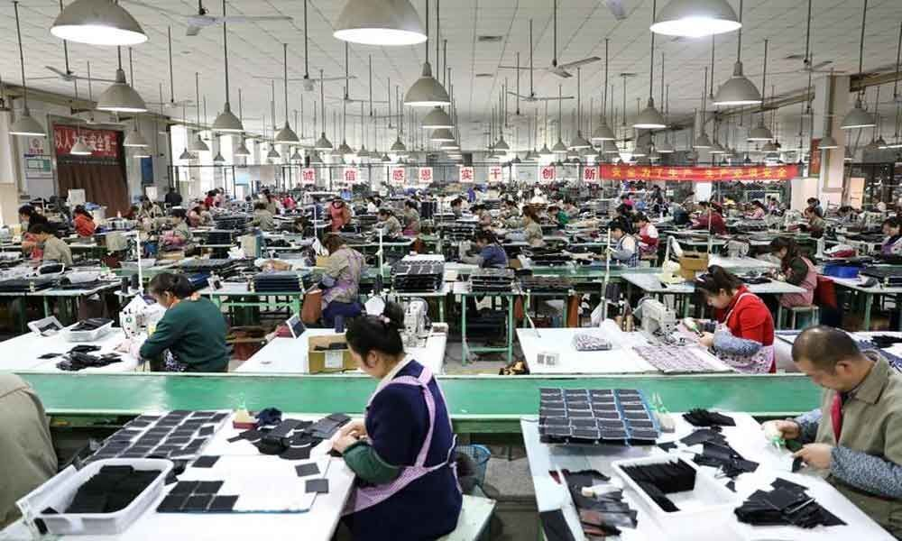 China March factory activity grows for first time in four months, but exports weak