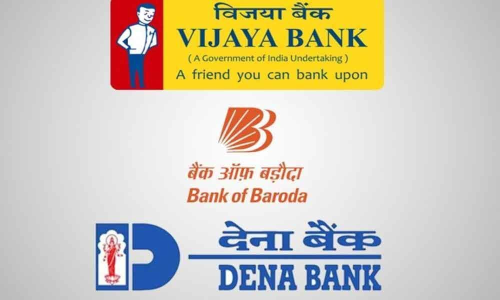 Branches of Vijaya, Dena Bank to function as BoB outlets from April 1: RBI