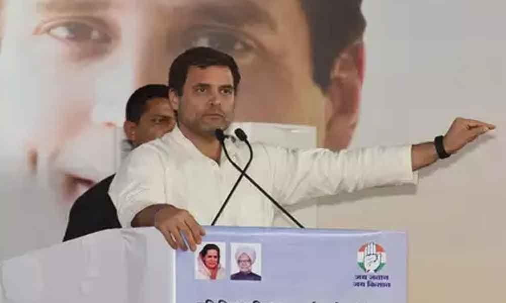 Congress allots Sangli LS seat in Maharashtra to ally Swabhimani Shetkari Sanghatana