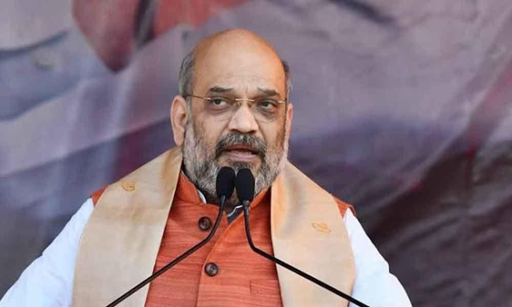 Rahul Gandhi fled to Kerala as he fears Amethi will seek account of work: Amit Shah