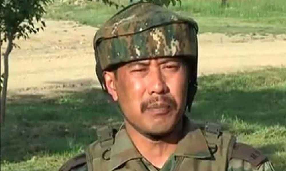 Court-martial of Major Leetul Gogoi completed; may face a reduction of seniority