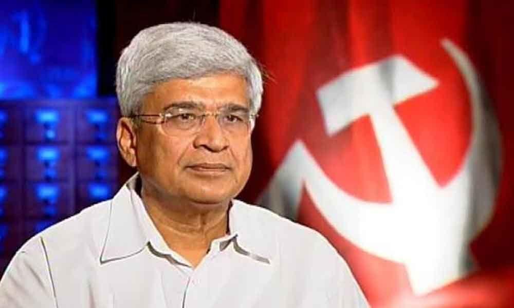 CPI-M slams Rahul Gandhi