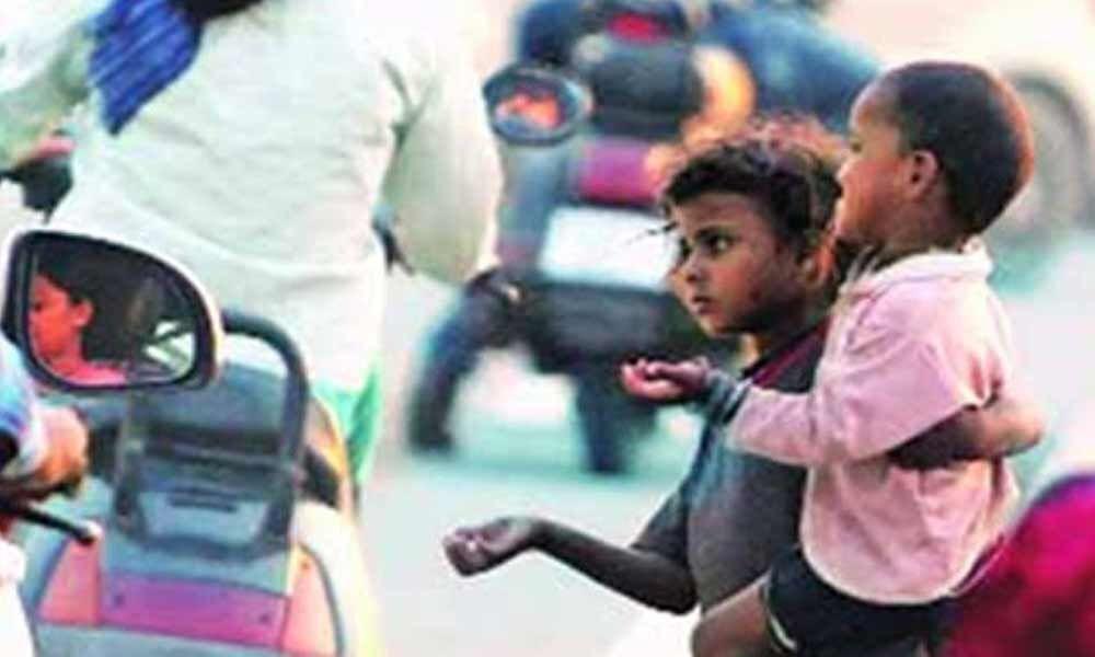 Rehabilitate beggars