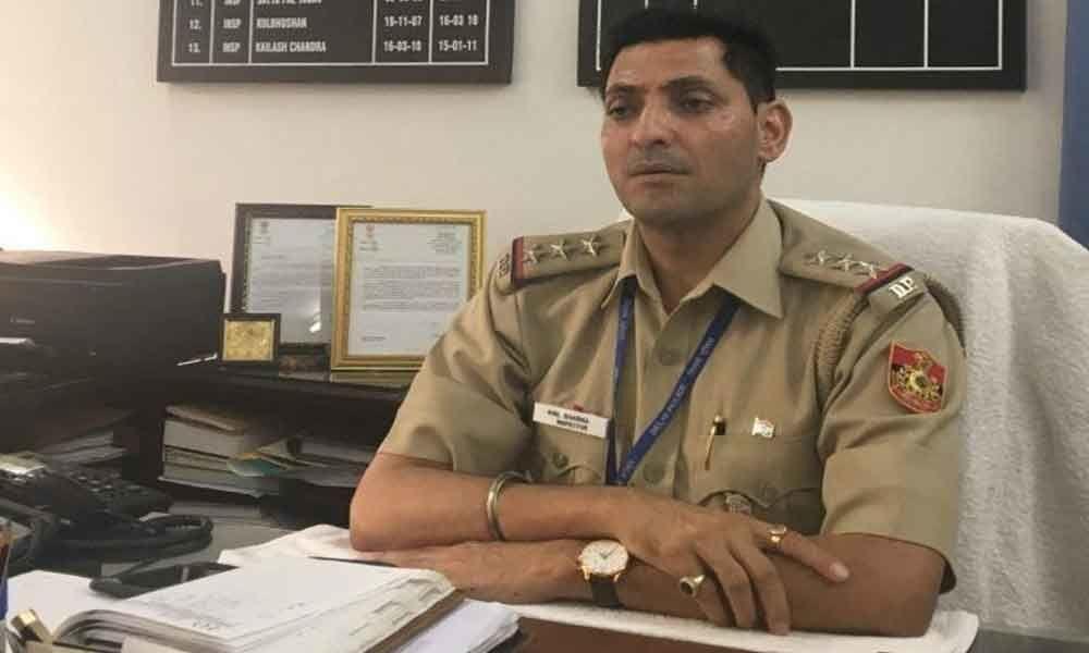 Former Vasant Vihar  SHO plans to take legal route