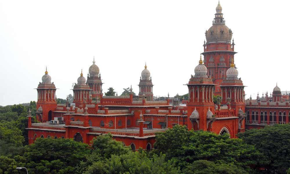 Madras HC slams corrupt