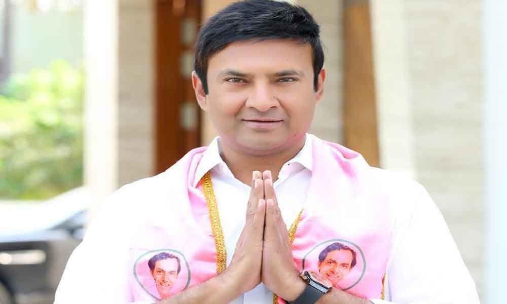 Marri Rajashekar steps up campaign