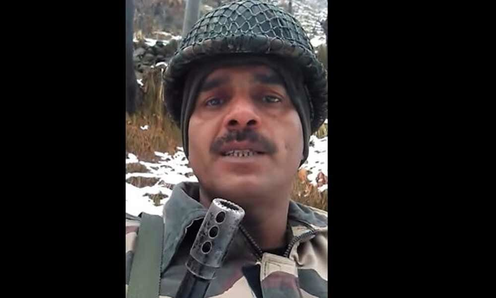 Sacked BSF jawan to fight against Modi