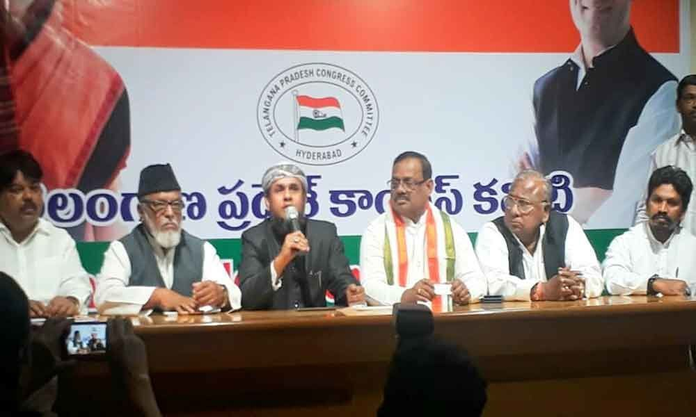 Indian Union Muslim League announces support to Congress