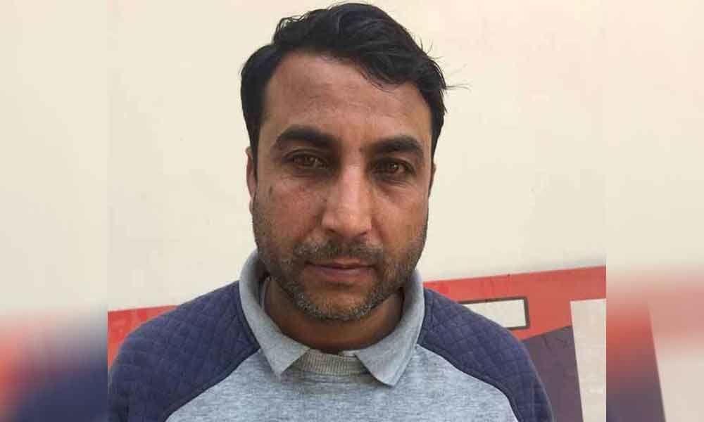 JeM terrorist arrested from Srinagar