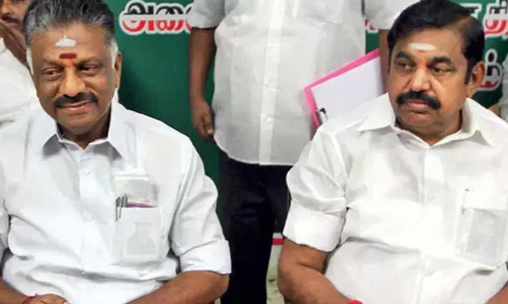 AIADMK appointing posts all over the state