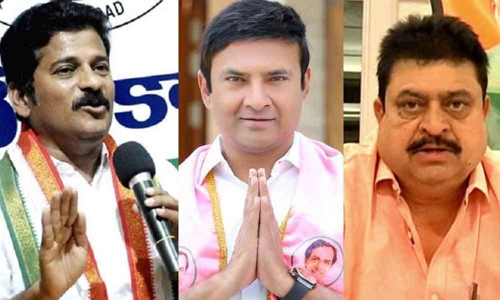 Triangular fight in Mini-India constituency; TRS has edge