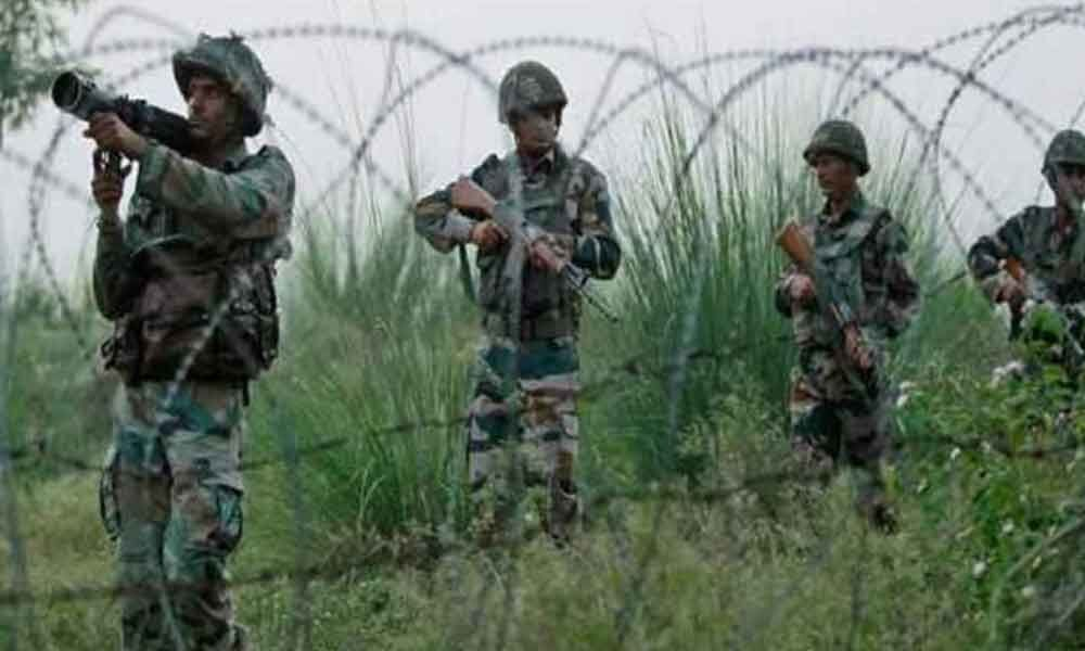 Girl killed, 15 injured in Pakistani shelling on LoC