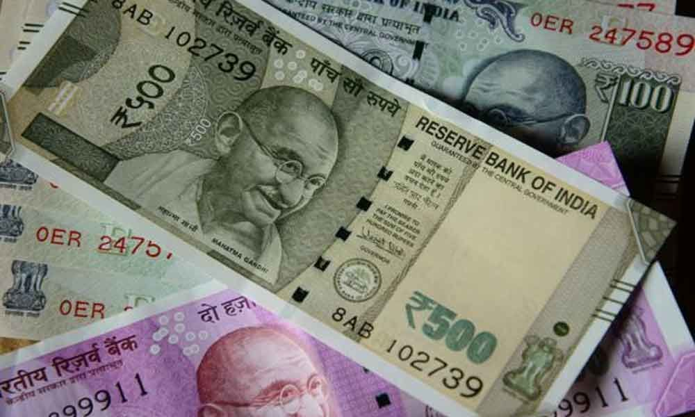 Rupee slips 22 paise against US dollar in early trade