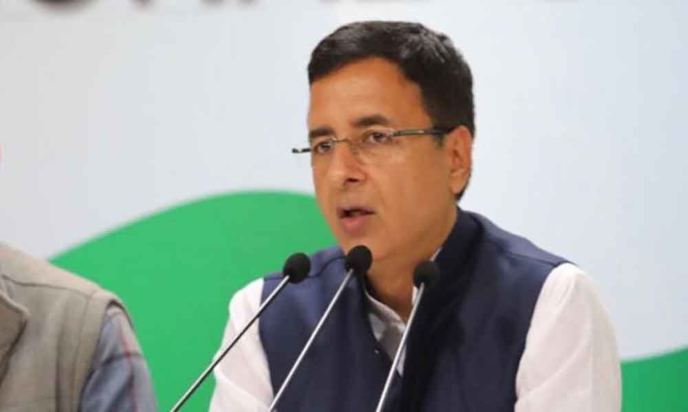 Doing cheap politics, dividing India along religious lines: Congress hits at PM