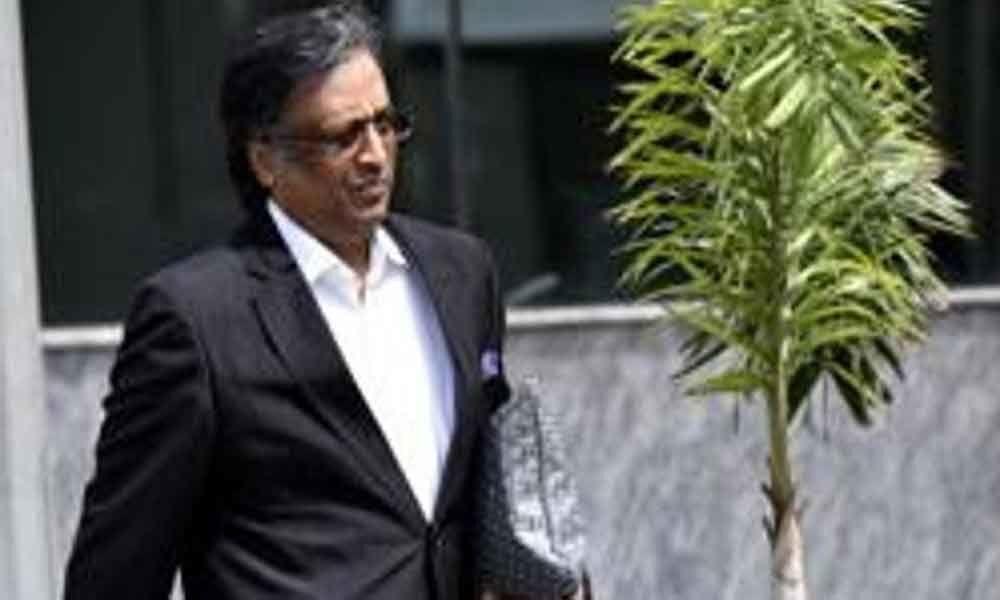 Gautam Khaitan moves bail in black money case