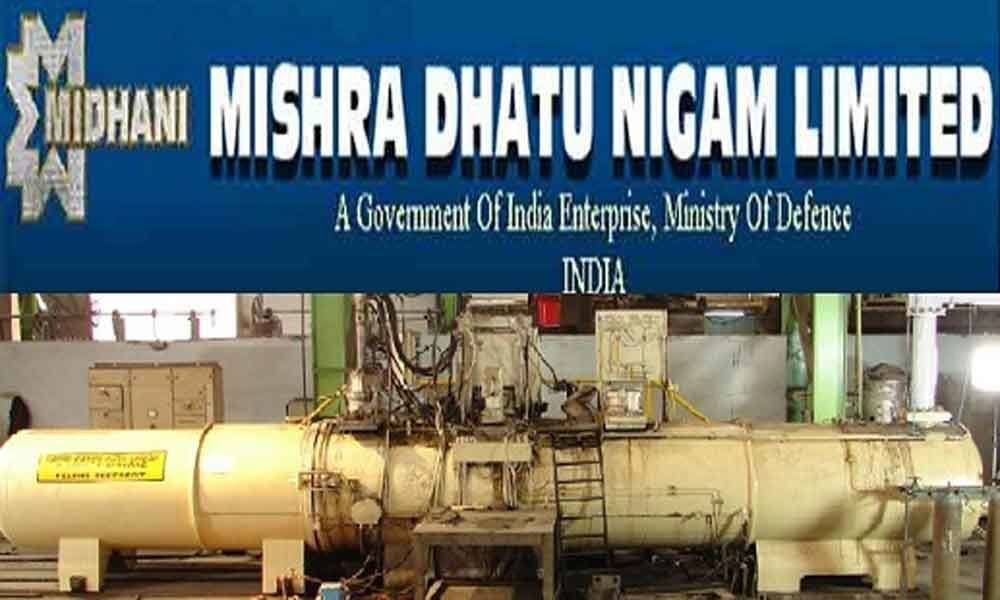 Midhani registers record turnover