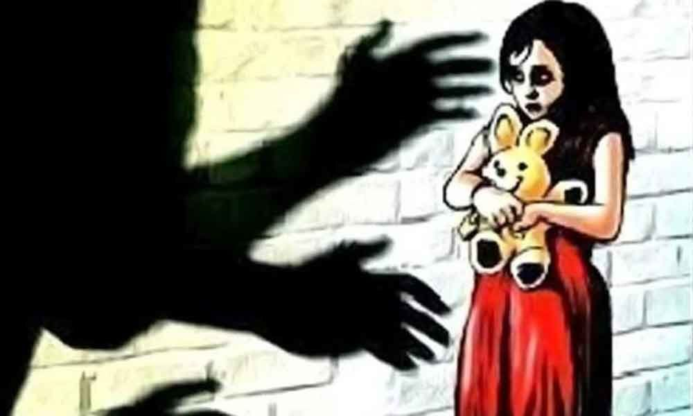 Constable held for raping 6-yr-old daughter in Chhattisgarh