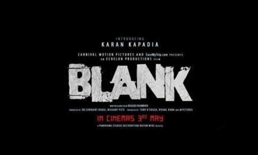 Twinkle Khanna unveils Karan Kapadias Blank teaser