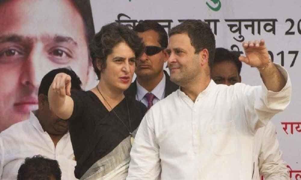 Rahul Gandhi to file nomination from Wayanad on Apr 4; Priyanka may accompany