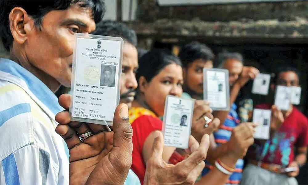 Toll-free no. to check enticing of voters