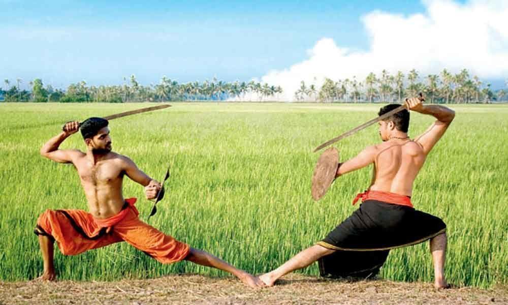 Indias very own martial arts