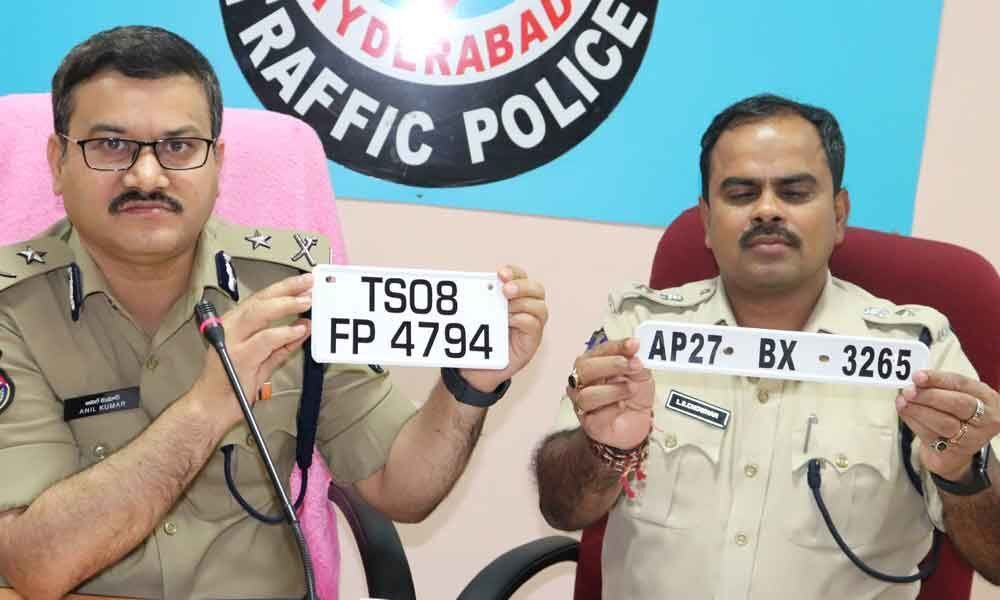 Number plates makers should follow CMV Rules-1989